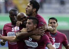 El chicle de Saprissa