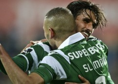 Sporting ganó en Estoril con asistencia de Bryan Ruiz (VIDEO-GALERÍA)