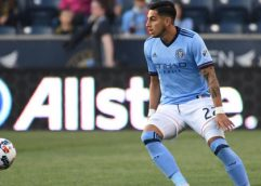 NY City FC confirma el regreso de Matarrita ante Houston