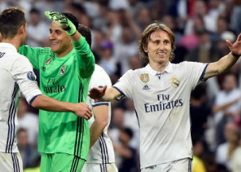 Real Madrid con Navas ante Juventus en una final europea sin favorito