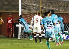 UTC desaprovecha gol de Escoe y cae (VIDEO)