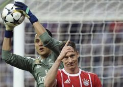 AFP: Keylor Navas, decisivo en el pase del Real Madrid a la final