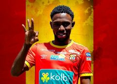 "Fuller en Herediano: ""Vengo con muchas ganas de triunfar"" (VIDEO)"