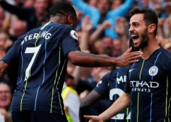 City y Liverpool arrancan la Premier League con sólidos triunfos