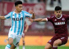 Racing gana y regresa a la cima de la Superliga argentina