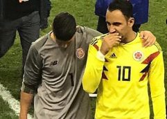 AS: Keylor y James, una amistad más allá del Real Madrid