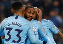 Man City supera al Everton y se coloca líder a la espera del Liverpool-United