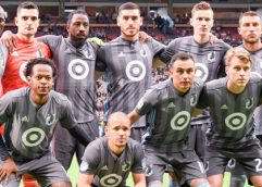 Calvo inicia la temporada con anotación en victoria del Minnesota United (VIDEO)