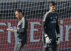 Zidane no notificó a Navas lo de su salida sino el director general revela ABC