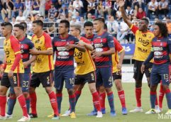 Cartaginés salva empate ante Herediano