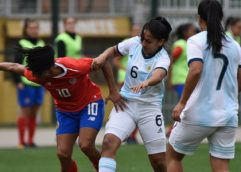 Tricolor Femenina se impuso 3×1 a Argentina en Brasil (VIDEO)