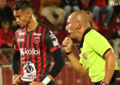 Alajuelense veta a Mattus por «amateurismo» y amenazas a Machado (VIDEO)
