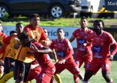 Herediano salva empate en Guápiles
